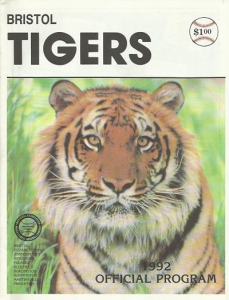 Bristol Tigers Program
