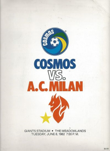 New York Cosmos Program