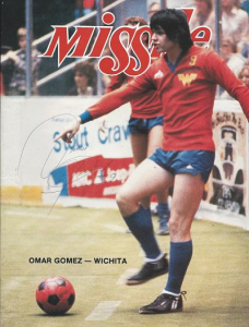 Los Angeles Lazers vs. Wichita Wings. March 21, 1984