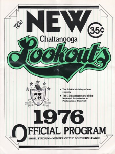 Chattanooga Lookouts Program