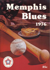 Memphis Blues Program