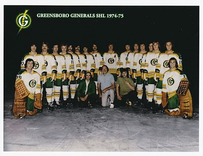 1974-75 Greensboro Generals