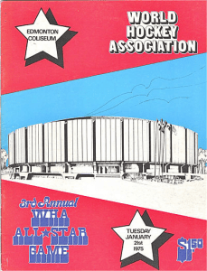 1975 WHA All-Star Game