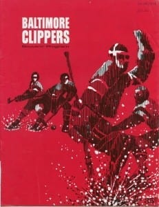 Baltimore Clippers Program