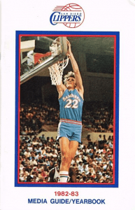 Tom Chambers San Diego Clippers