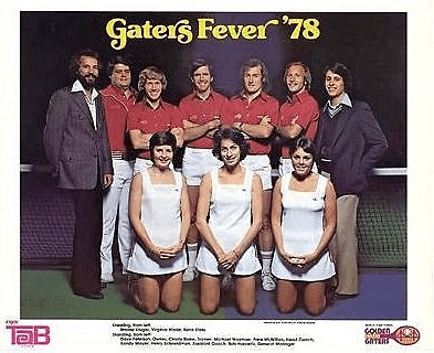 1978 Golden Gaters Team Photo