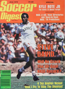 Steve David Los Angeles Aztecs
