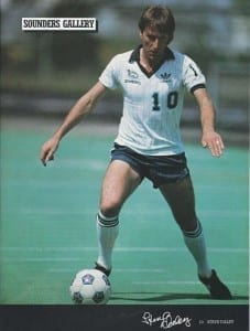 Steve Daley Seattle Sounders