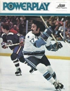 Don Larway Houston Aeros