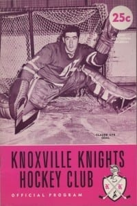 Claude Cyr Knoxville Knights