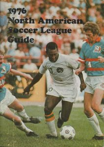 1976 North American Soccer League Media Guide