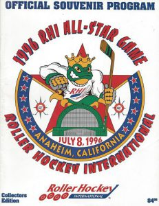 1996 Roller Hockey International All-Star Game