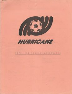 1978 Houston Hurricane