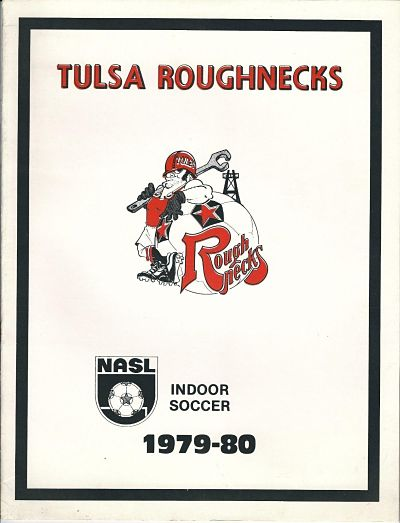 1979-80 Tulsa Roughnecks Media Guide