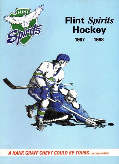 1987-88 Flint Spirits Program
