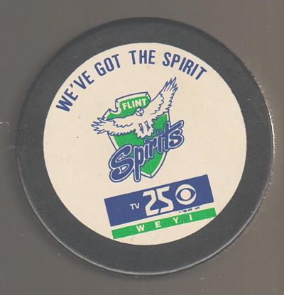 Flint Spirits Puck
