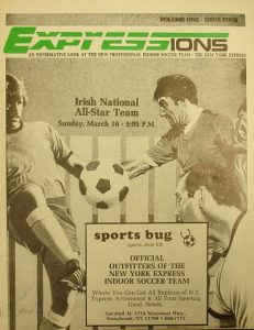 1986 New York Express Program