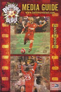2010-11 Baltimore Blast Media Guide
