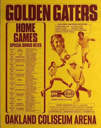 1974 Golden Gaters
