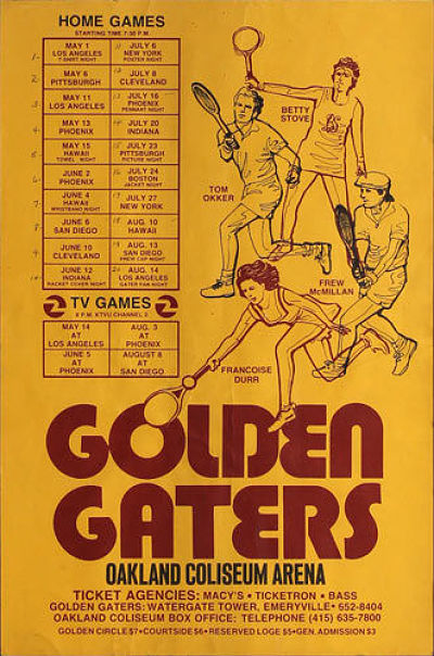 1976 Golden Gaters